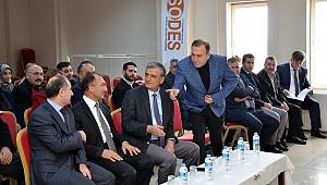 SERKA Cazibe programları için yatırımcıları bilgilendirdi