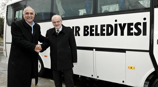 Ardahan'da otobüs kavgası