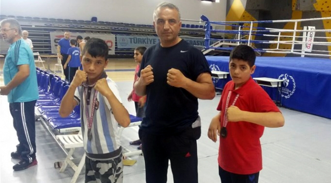 Alt Minikler'de Türkiye'nin Şampiyonları belli oldu!