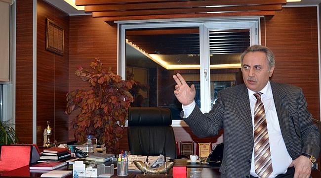 Saffet Kaya, yeniden AK Parti'de!
