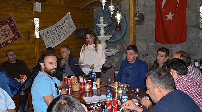 ATSO adayı Sevim Köseliören, projelerini açıkladı