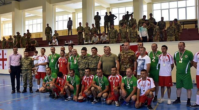 Türkiye ile Gürcistan arasındaki maçta yenildik