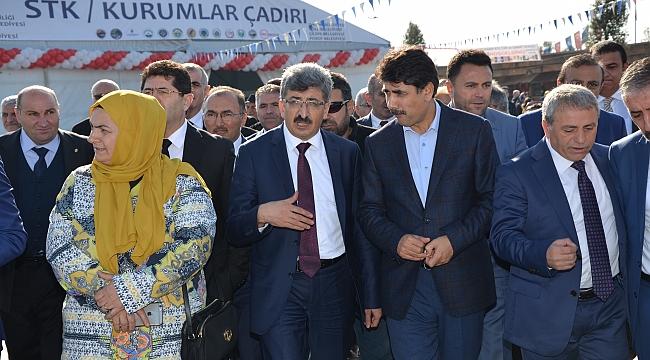 Ardahanlılar İstanbul'da coştu