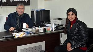 Göleli Milli Sporcu  Gülcan'dan,  yetkililere çağrı