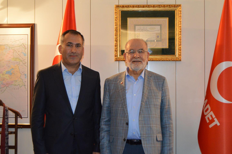 SP İl Başkanı Hakan Çapan'dan önemli mesajlar