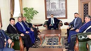 Adnan Köroğlu ve yönetiminden önemli ziyaretler