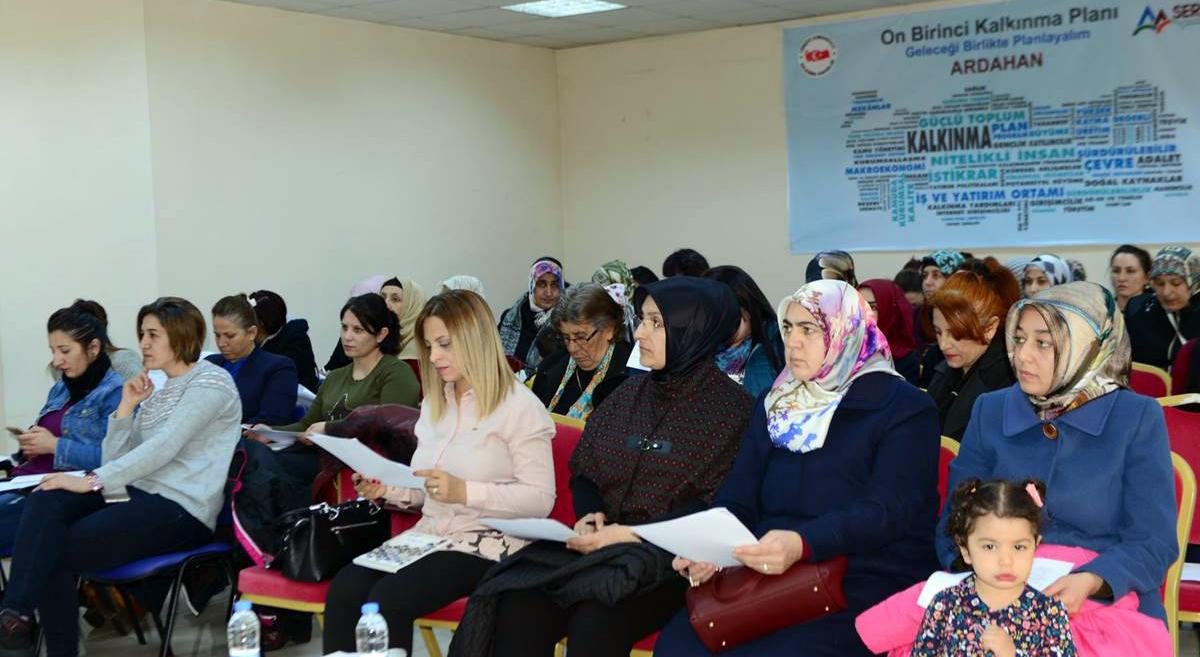 SERKA'dan Kadın Çalıştayı