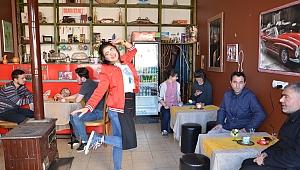 Ardahan'da Telve Kahve açıldı