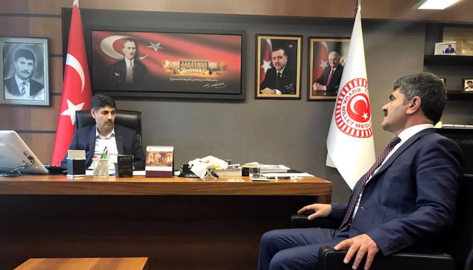 Başkan İsmailoğlu'ndan  Ankara ve İstanbul çıkarması