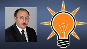 Cavit Çetin, AK Parti'den aday adaylığını açıkladı