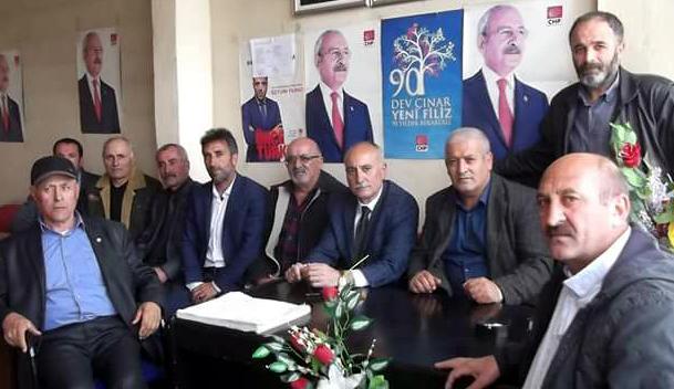 Engin Sarıkaya, CHP'den aday adaylığını açıkladı