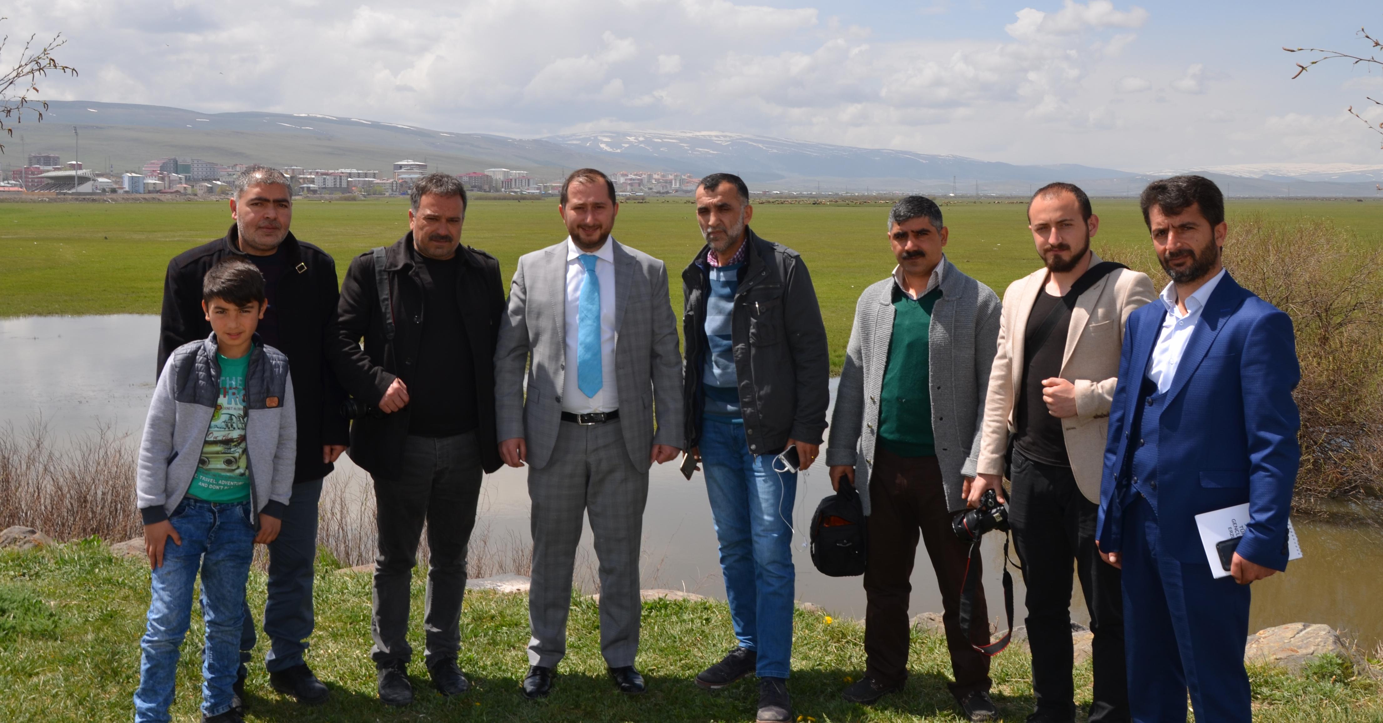 İşte Halil İbrahim Dursunoğlu'nun projeleri