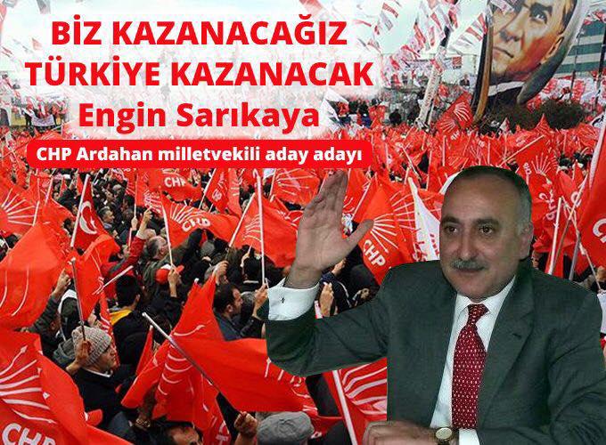 Engin Sarıkaya'dan dikkat çeken 19 Mayıs mesajı!
