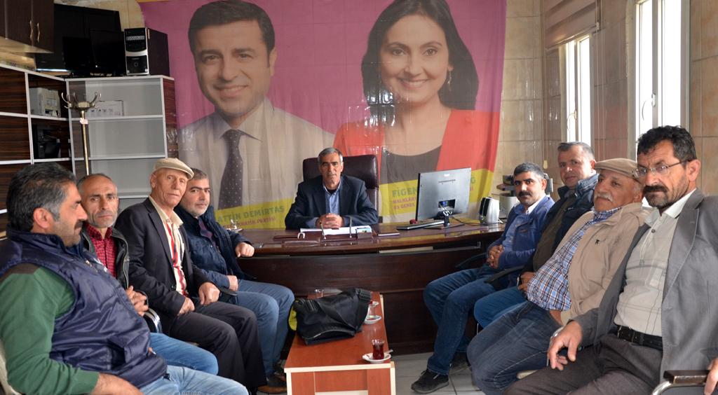 HDP İl Başkanı Ergül Koç'tan önemli açıklamalar!