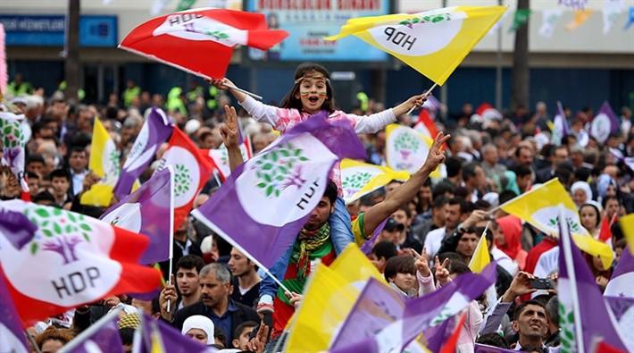 HDP'nin milletvekili adayları belli oldu