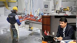 Milletvekili Atalay, Ardahan'a fabrika açtı