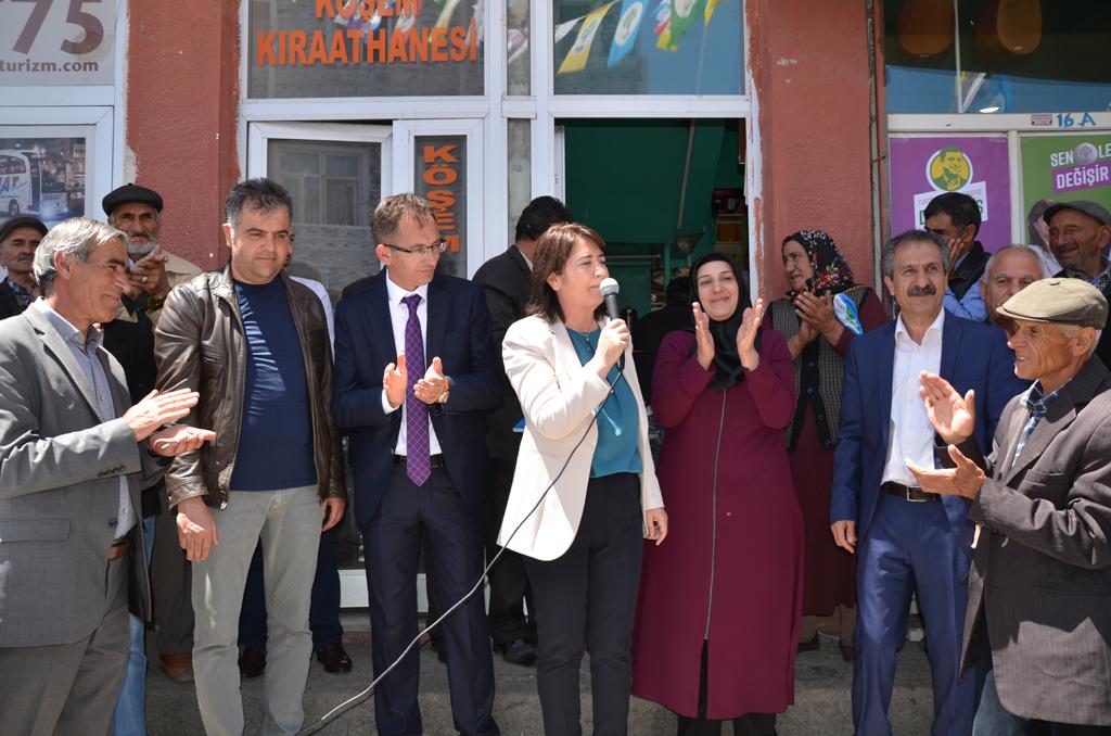 HDP'li Kemalbay: Umutla zafere gidiyoruz!
