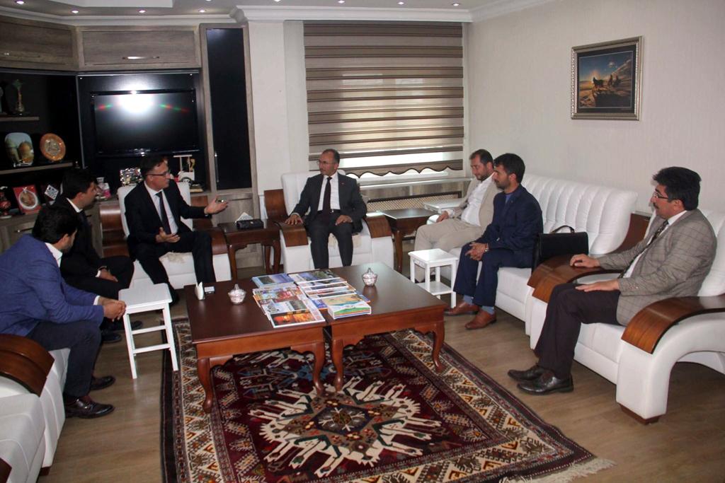 Köksoy'dan Belarus Büyükelçisine açık teşekkür