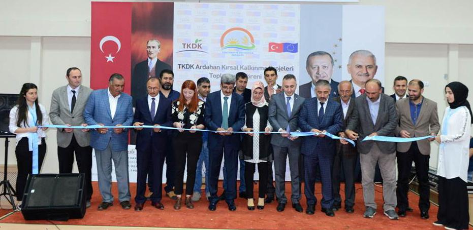 TKDK, 72 Milyon TL'lik 109 projeyle sözleşme imzaladı