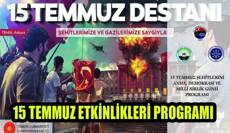 Ardahan'da 15 Temmuz Destanı