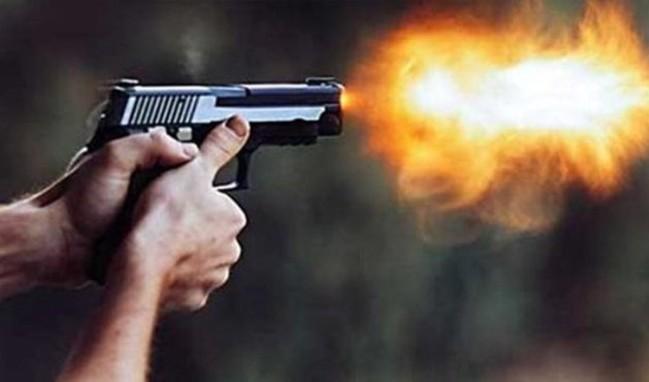 Balçeşme köyünde silahlı kavga
