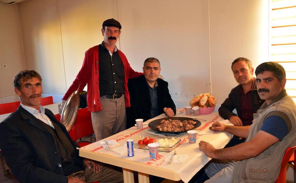 Güler yüzlü Muammer Bozkurt'un ardından!