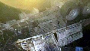 Selim yolunda kaza, 1 ölü 1 yaralı