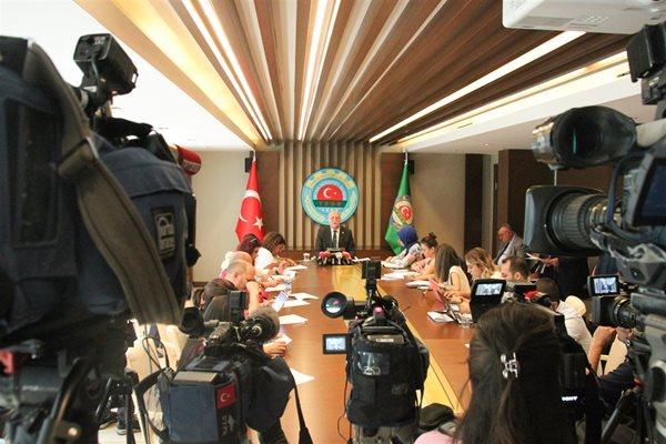 Bayraktar, kurbanlık fiyatlarını açıkladı