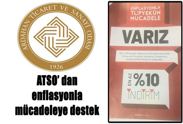 ATSO' dan hükümete tam destek