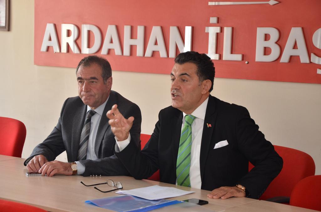 Faruk Demir aday adaylığını açıkladı