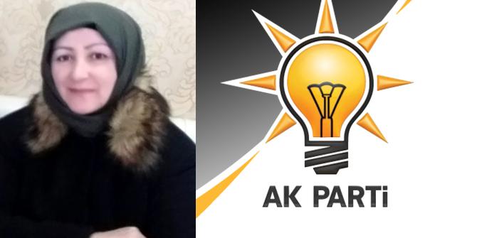 Filiz Topçu, Ak Parti'den aday adaylığını açıkladı