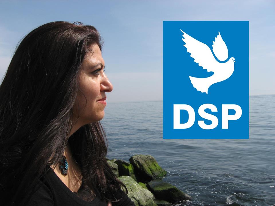 Göleli Ayşe Hazal,  DSP Genel Başkanlığına aday