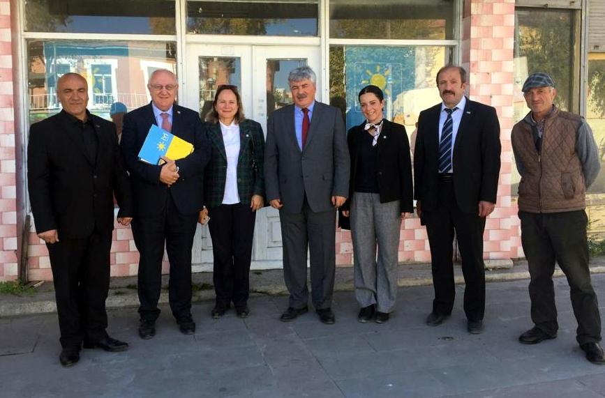 'İyilik Kervanı Yollarda' projesi Ardahan'da