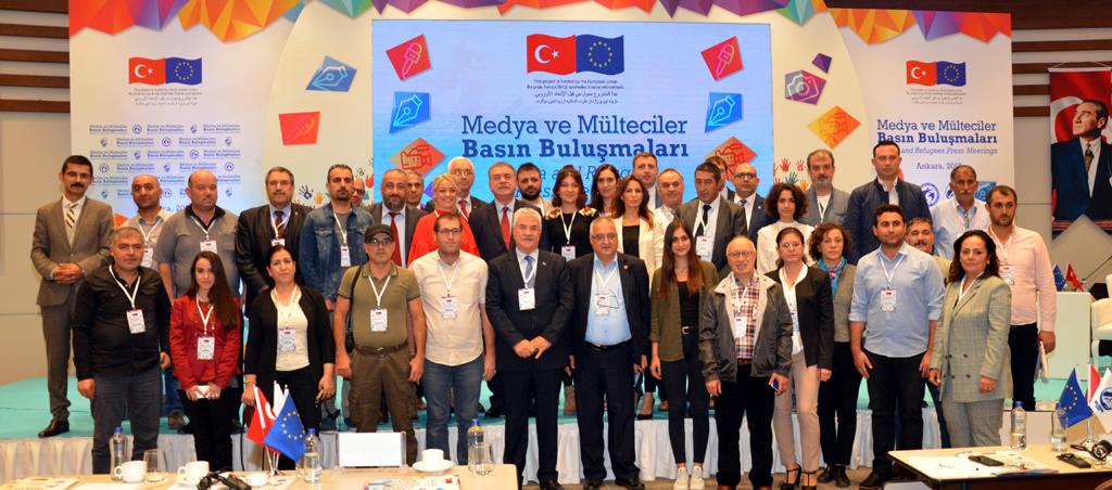 Türk Medyası, Mültecilerin sorunlarını tartıştı!