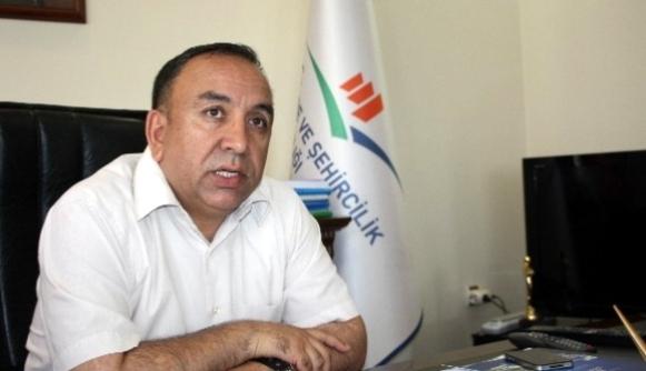 Ali Vedat Çiftçi, Ak Parti'den adaylığını açıkladı