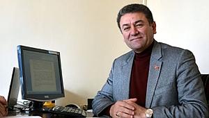 CHP'de sıcak gelişme..Mete Özdemir istifa etti