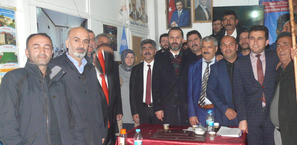 Göle'de AK Parti aday adayları tanıtıldı