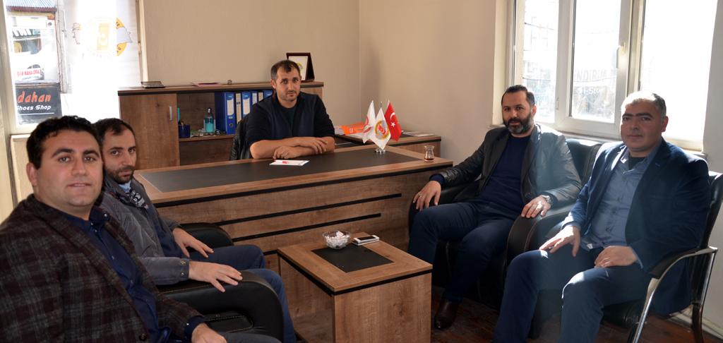 Hakan Aydın'dan Milletvekili Atalay'a tam destek