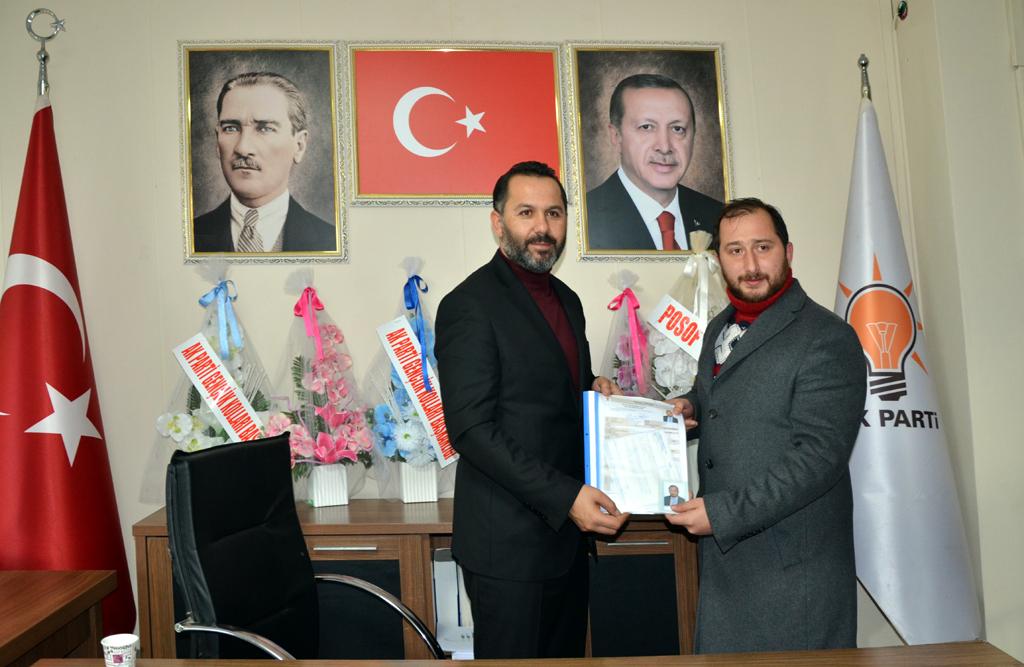 Halil İbrahim Dursunoğlu adaylığını açıkladı