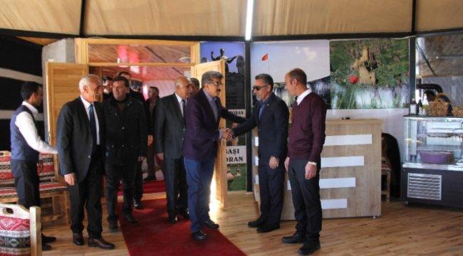 Kıl Çadır Restoran Hizmete Açıldı