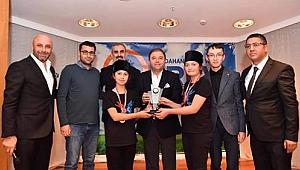 Türkiye'nin gururu Ardahanlı kızlar
