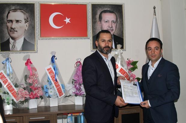 AK Parti ilçe Başkanlarını açıklıyor