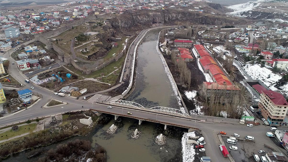 DSİ'den Kura Nehri açıklaması!