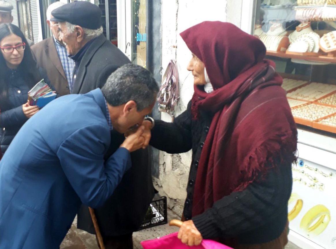 HDP'nin Başkan Adayı Taşkın Aktaş mı?