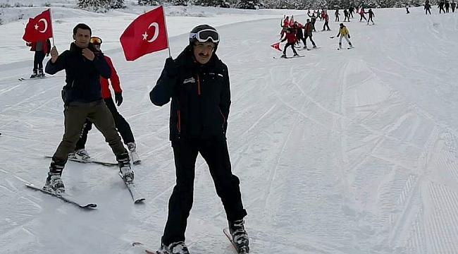 Van'a atandım, ancak kulağım Ardahan'da olacak!