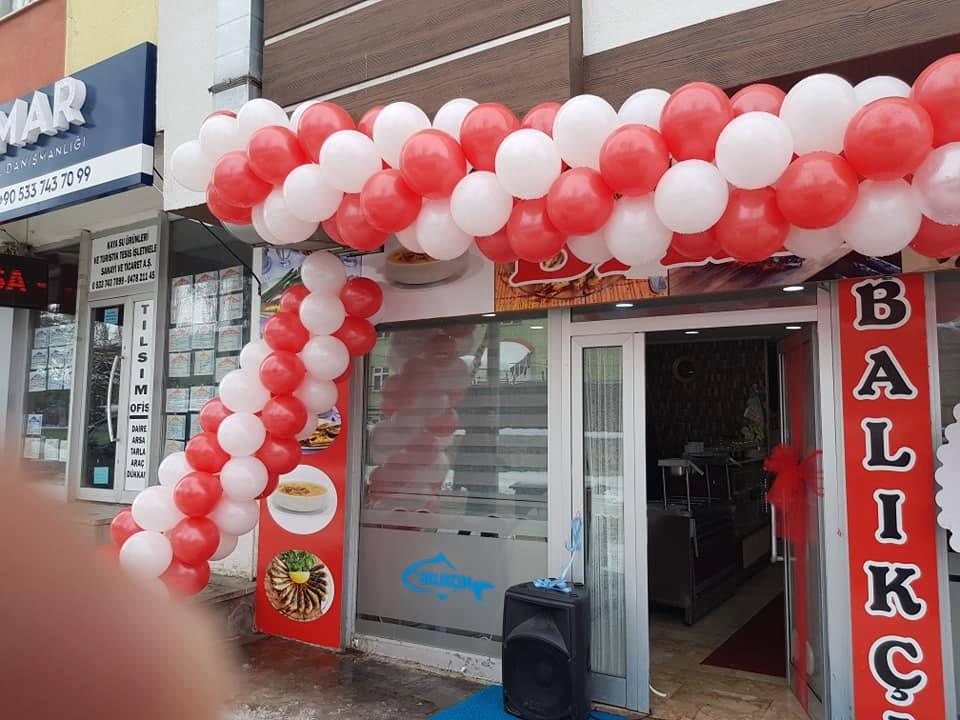 Ardahan'da ilk balık lokantası açıldı