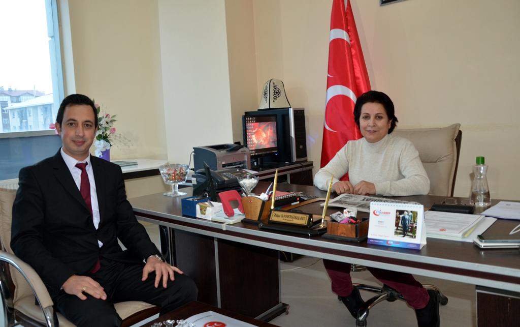 Halil Kaçar'dan Yerel seçim açıklaması!