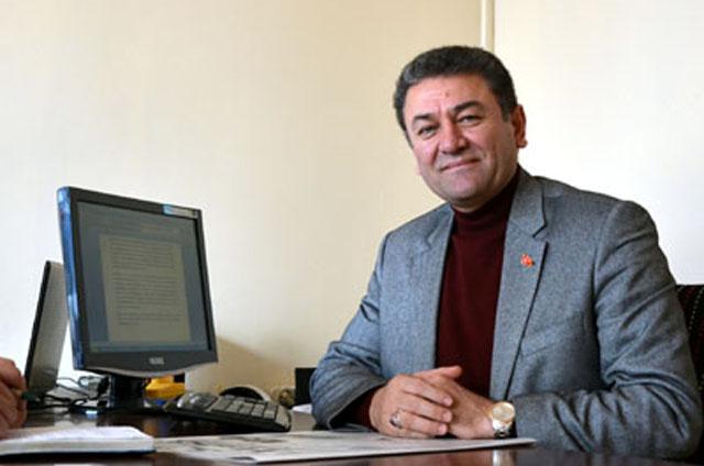 Mete Özdemir İYİ Parti'nin Adayı!