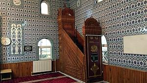 Tahtakıran Köyü Camisi yenilendi