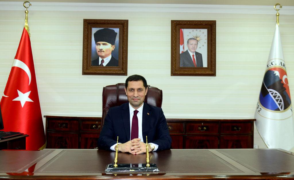 Vali Mustafa Masatlı'dan 10 Ocak mesajı